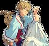 (Pendulous Nekomata) Tomoya Mashiro Full Render Bloomed