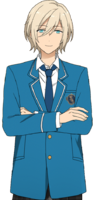 Eichi Tenshouin 2nd Year School Dialogue Render