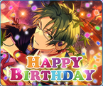 Keito Hasumi Birthday Course 2019