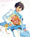 (3rd Anniversary) Hokuto Hidaka Frameless Bloomed