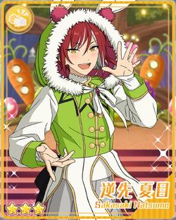 (Gimmick of a Rabbit) Natsume Sakasaki Bloomed
