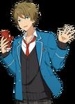 (Melancholy) Midori Takamine Full Render Bloomed