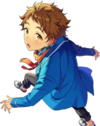 (Snowman) Mitsuru Tenma Full Render