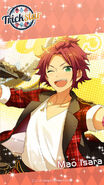 Mao Isara Character Wallpaper