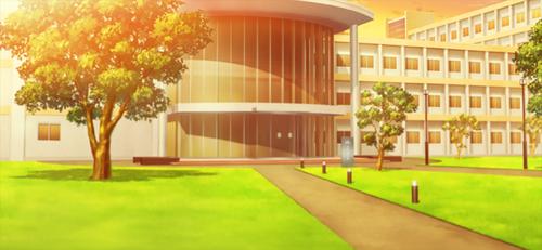 Nazuna's University (Evening) Full
