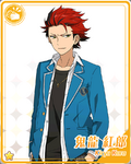 Kuro Kiryu (Card) Bloomed