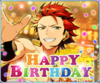 Kuro Kiryu Birthday Course