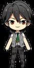 Rei Sakuma Summer Uniform (Wet) chibi