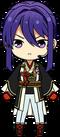 Souma Kanzaki Tsukimi Outfit chibi