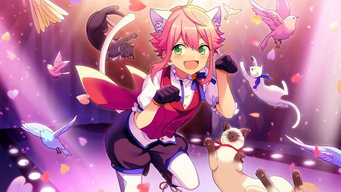 (Kitty Dance) Tori Himemiya CG2
