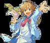 (Sunny Spring) Tomoya Mashiro Full Render Bloomed