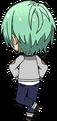Tatsumi Kazehaya Casual (Spring-Summer) chibi back