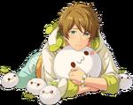 (Wavering Heart) Midori Takamine Full Render Bloomed