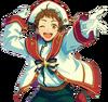 (White Gift) Mitsuru Tenma Full Render Bloomed