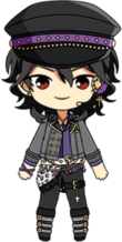 Rei Sakuma DEADMANZ Uniform chibi