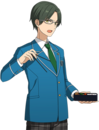(Bento) Keito Hasumi Full Render Bloomed