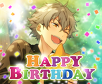 Koga Oogami Birthday Course