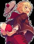(Happy Chocolat) Nazuna Nito Full Render Bloomed