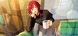 (Leader of Magic) Natsume Sakasaki CG