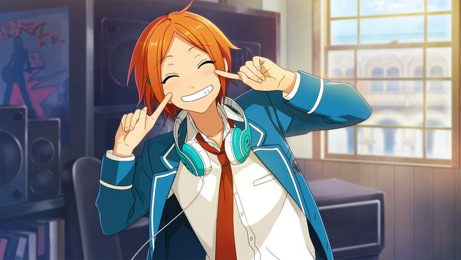 (Smiling Sympathy) Yuta Aoi CG