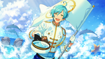 (The Sea and Friends) Kanata Shinkai CG2