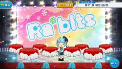 Hajime Shino Birthday 2018 Stage