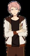 Shu Itsuki Steampunk Practice Dialogue Render