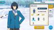 Tsumugi Aoba Student Uniform (Winter + Scarf) Outfit