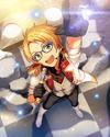 (Moving Forward) Makoto Yuuki Frameless Bloomed