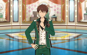 Chiaki Morisawa √AtoZ Outfit