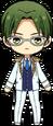 Keito Hasumi fine Uniform chibi