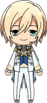 Eichi Tenshouin 4th CD Outfit chibi