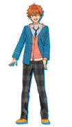 Subaru Akehoshi Anime Profile