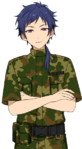 Young Yuzuru Dialogue Render