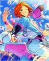 (Cooperative Play Ball) Hinata Aoi Frameless Bloomed