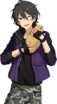 (Sense of Distance) Rei Sakuma Full Render Bloomed