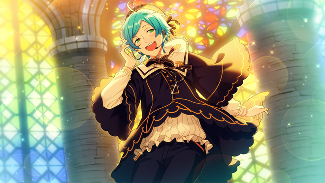 (The Song of Winter) Kanata Shinkai CG2