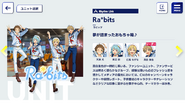 Ra*bits In-Game Unit Profile 2020