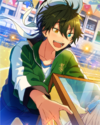 (Athletic Festival Enjoyment) Mika Kagehira Frameless Bloomed