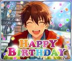 Chiaki Morisawa Birthday Course