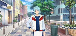 Hajime Shino ES Ra*bits Practice Outfit