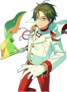 Keito Hasumi Flower Fes Dialogue Render