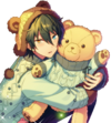 (Big Bear) Mika Kagehira Full Render Bloomed