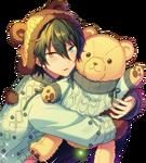(Big Bear) Mika Kagehira Full Render Bloomed