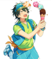 (Salty Sorbet) Mika Kagehira Full Render Bloomed