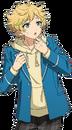 (Surging Crowd and Food Carts) Sora Harukawa Full Render
