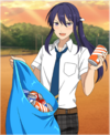 (Way of the Katana) Souma Kanzaki Frameless Bloomed