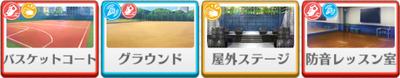 Sunday Course Yuzuru Fushimi locations