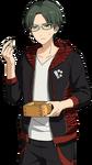 (Bean Dislike) Keito Hasumi Full Render