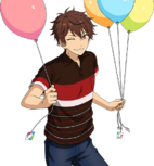 (Enjoyable Festa) Chiaki Morisawa Full Render Bloomed